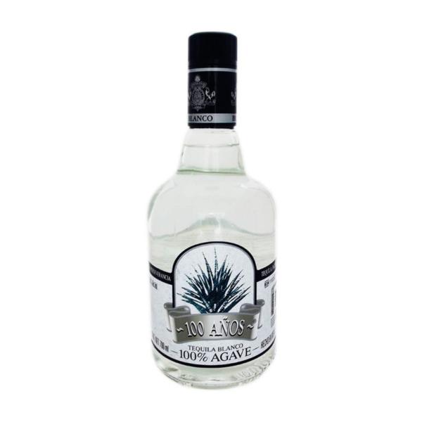 Tequila 100 Años Blanco 700ml