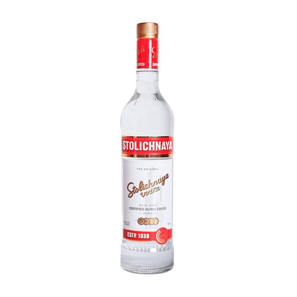 Vodka Stolichnaya 750ml