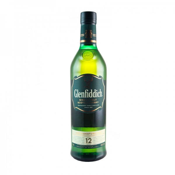 Whisky Glenfiddich 12 750ml