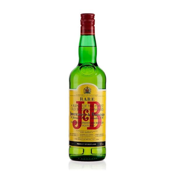 Whisky J&B Rare 750ml
