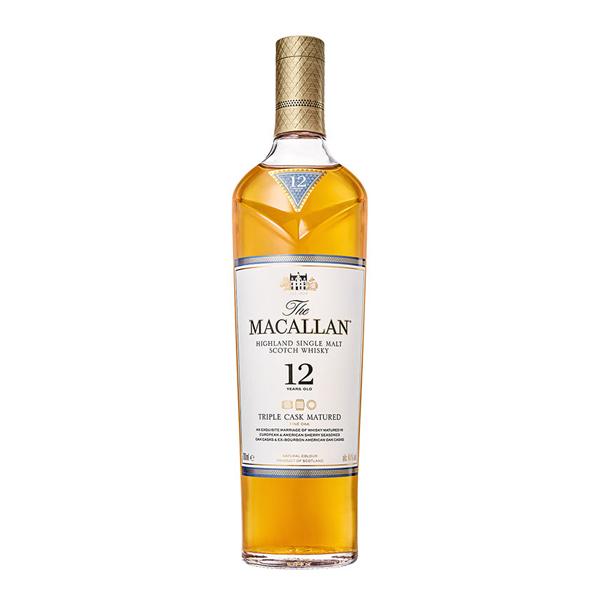 Whisky The Macallan 12 700ml